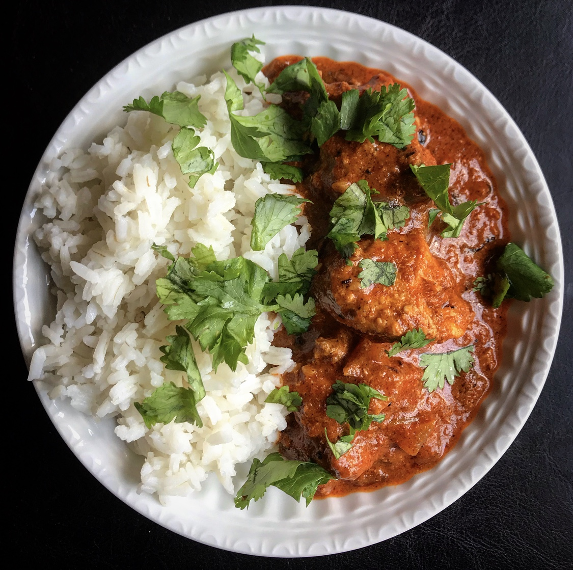 Chicken Tikka Masala Mattie
