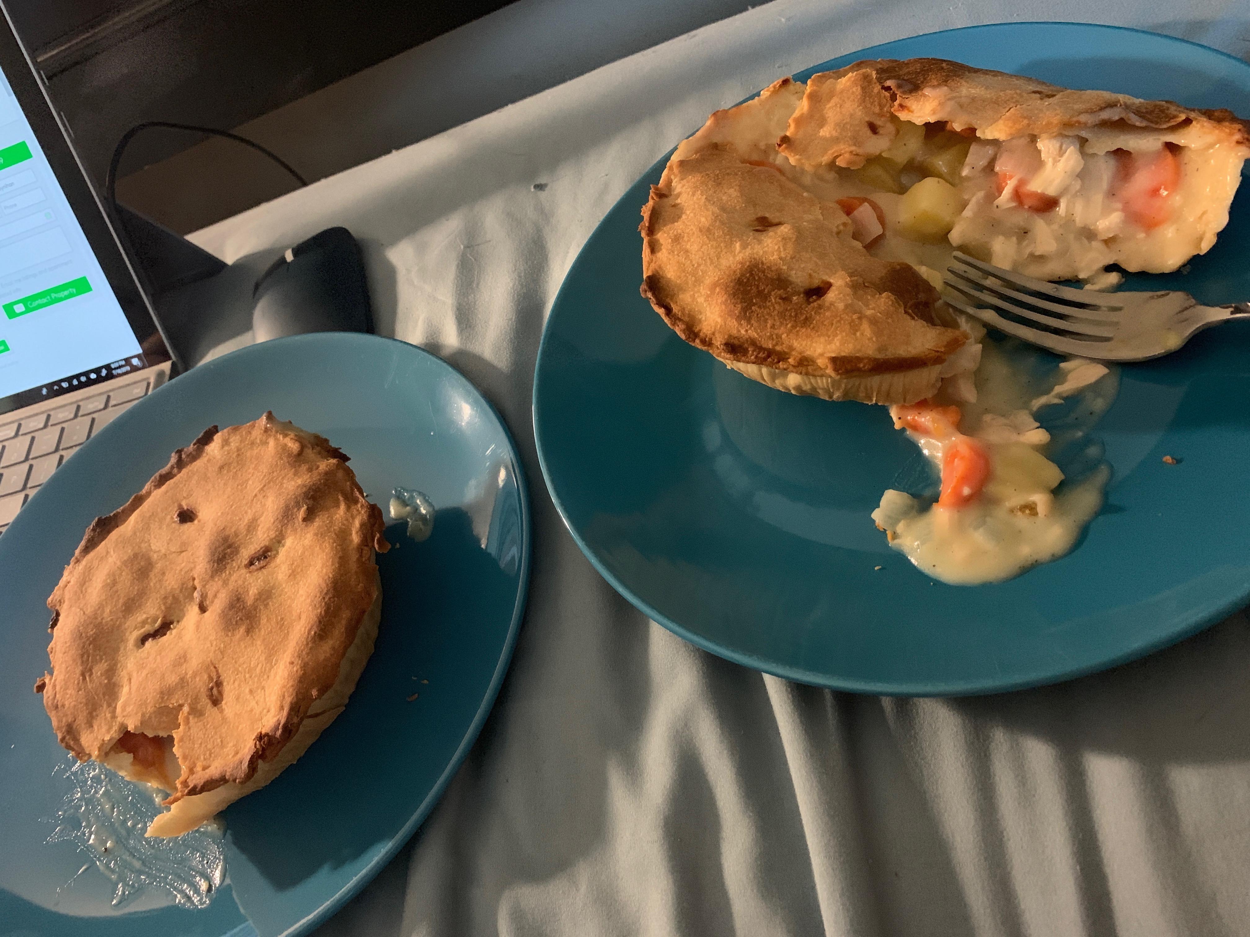 Chicken Pot Pie IX Rachel Yerks