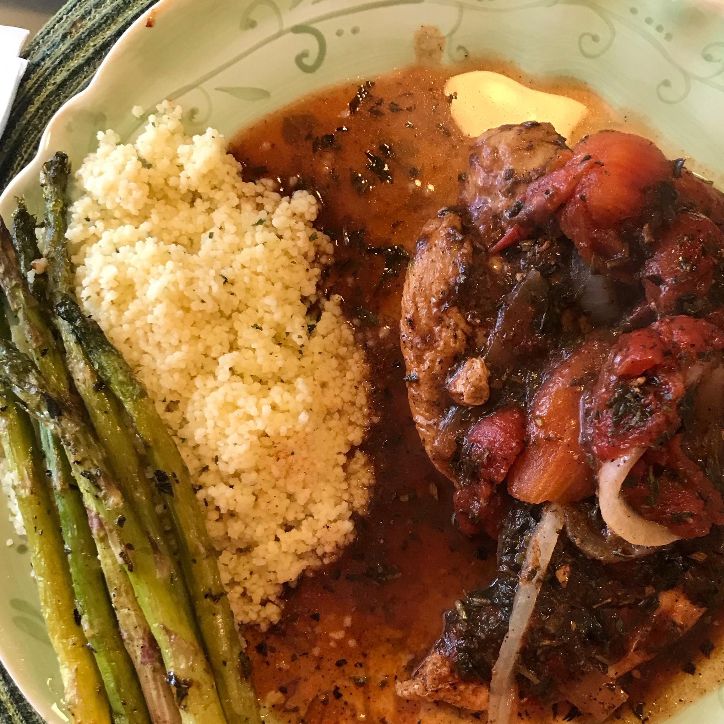 Braised Balsamic Chicken cook4fun65