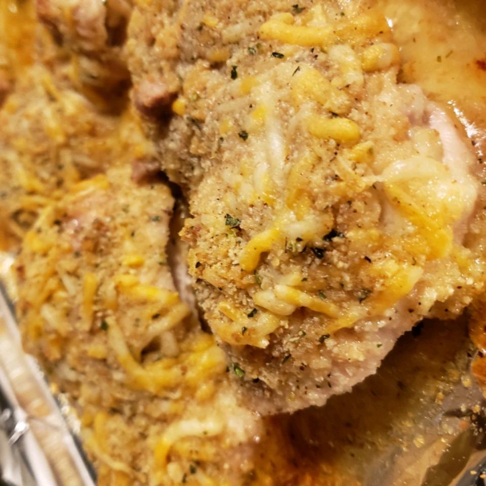 Garlic Cheddar Chicken Sandi Moran