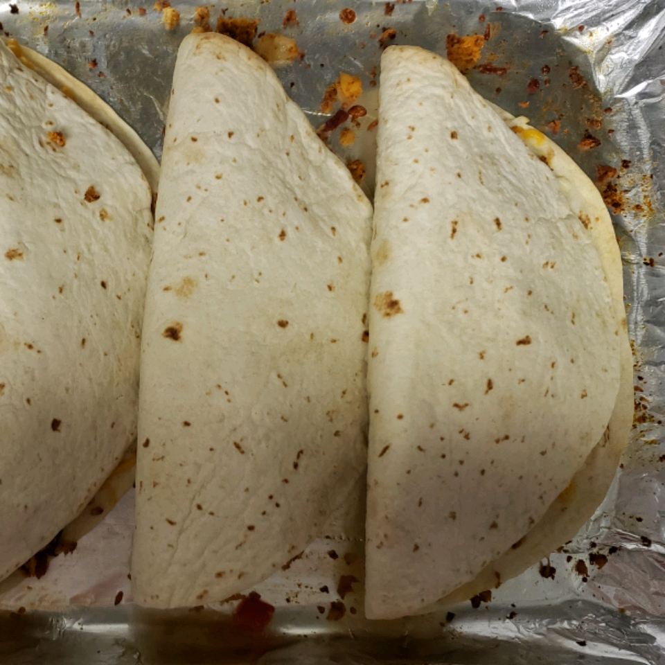 Chicken Quesadillas Stephanie Reinhardt