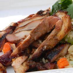 Asian Grilled Chicken