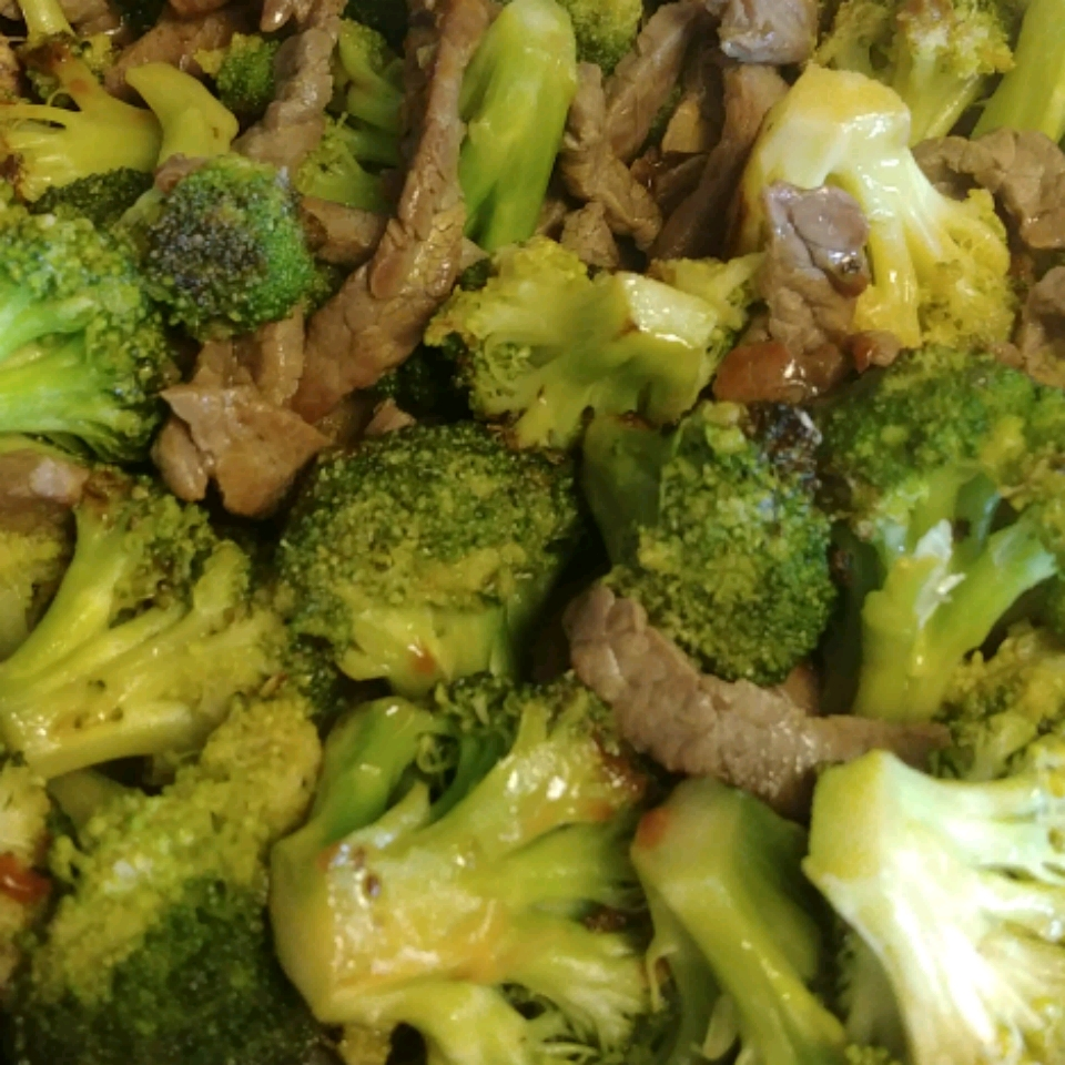 Restaurant Style Beef and Broccoli Bruce Hara Jr.