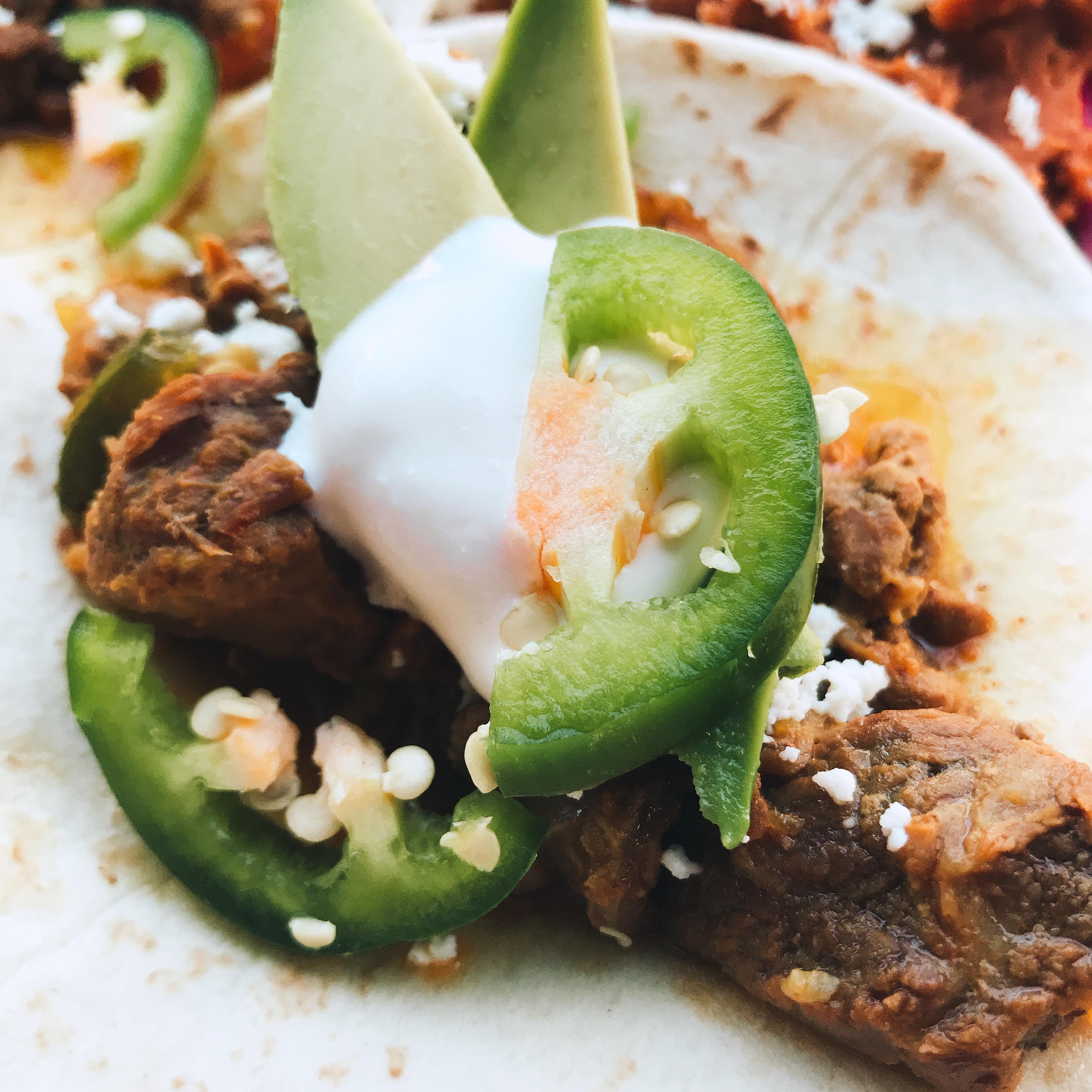 Instant Pot(R) Mexican Beef Taco Filling