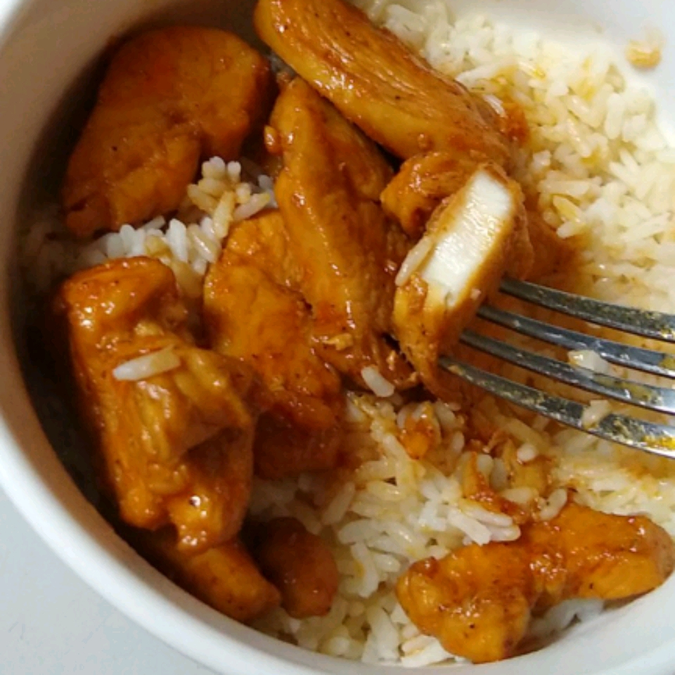 Sweet, Sticky and Spicy Chicken Gryphon