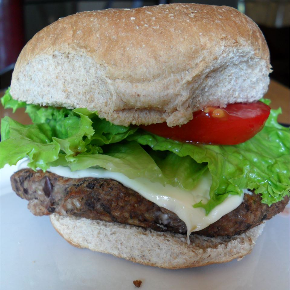 Best of Everything Veggie Burgers