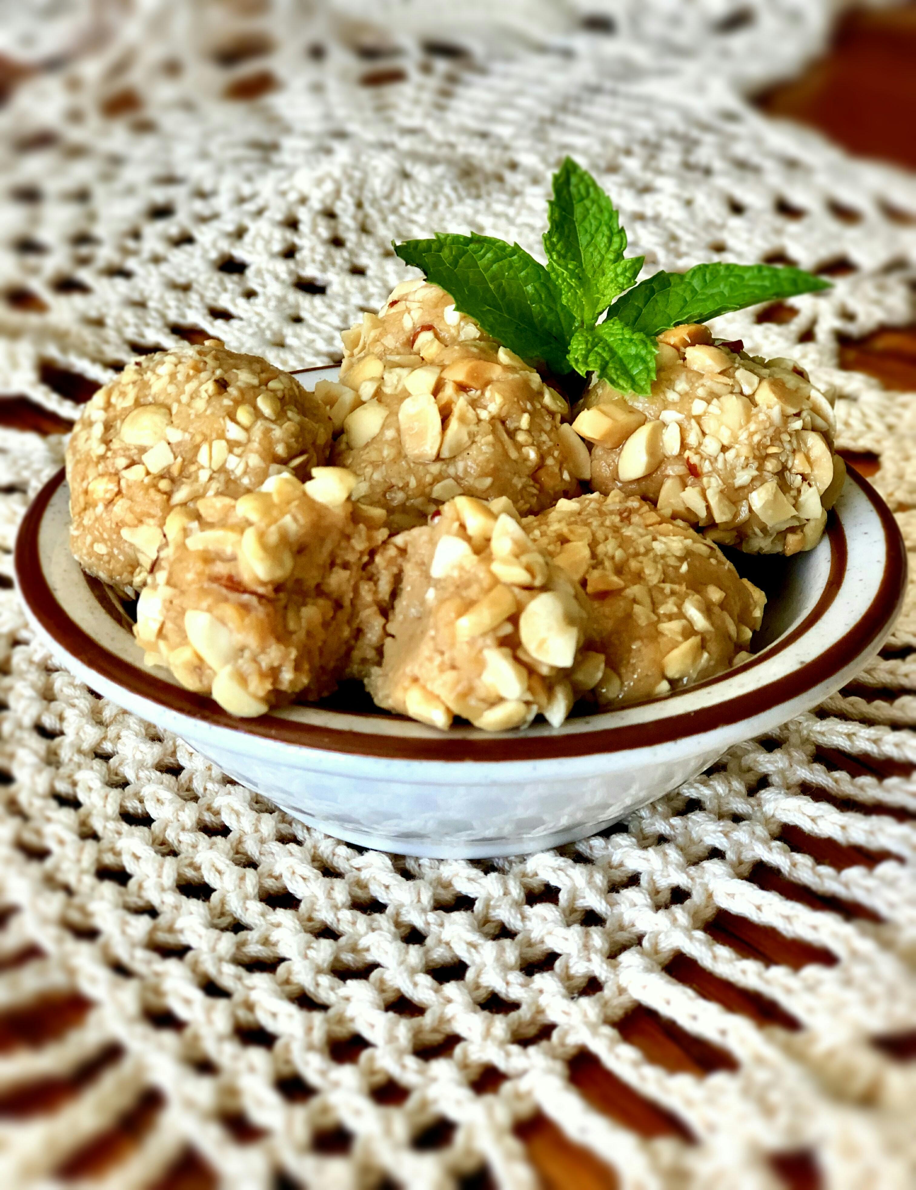 Whipped Ricotta Protein Truffles