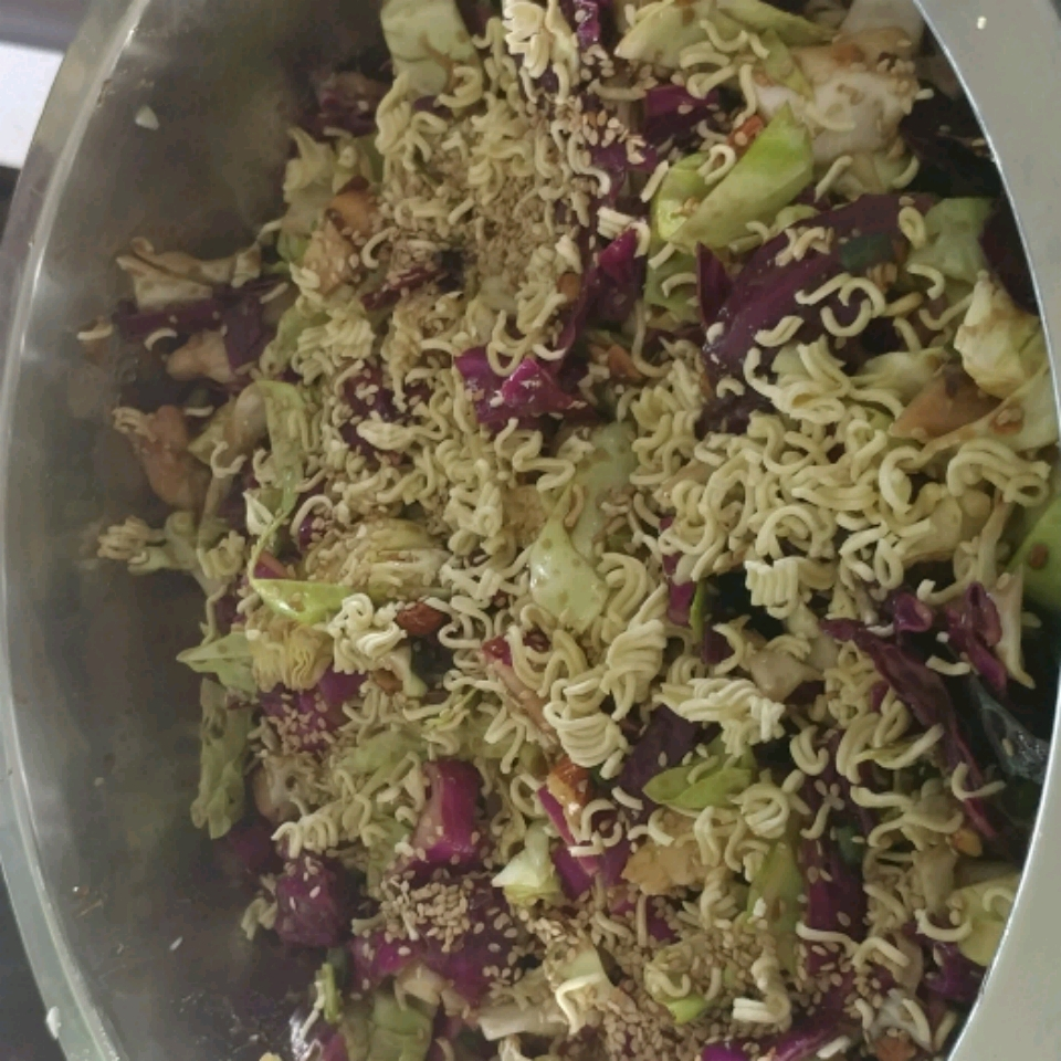 Summer Cabbage Salad Carol-anne Elliott