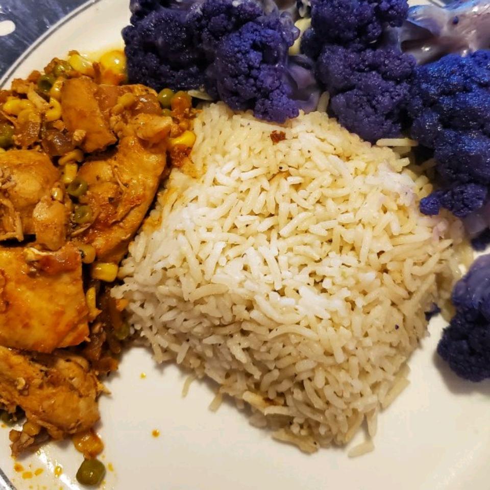 Bill's Peruvian Chicken and Rice Bill Jol