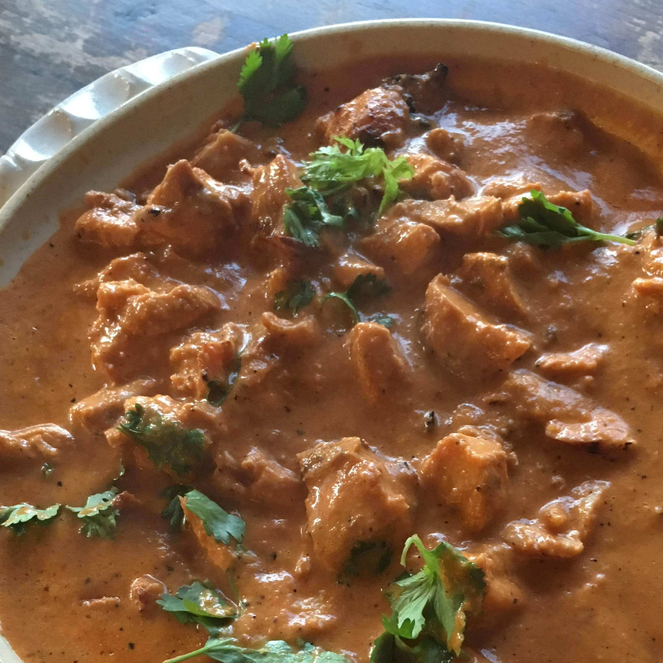 Wendy's Indian Butter Chicken AJF180