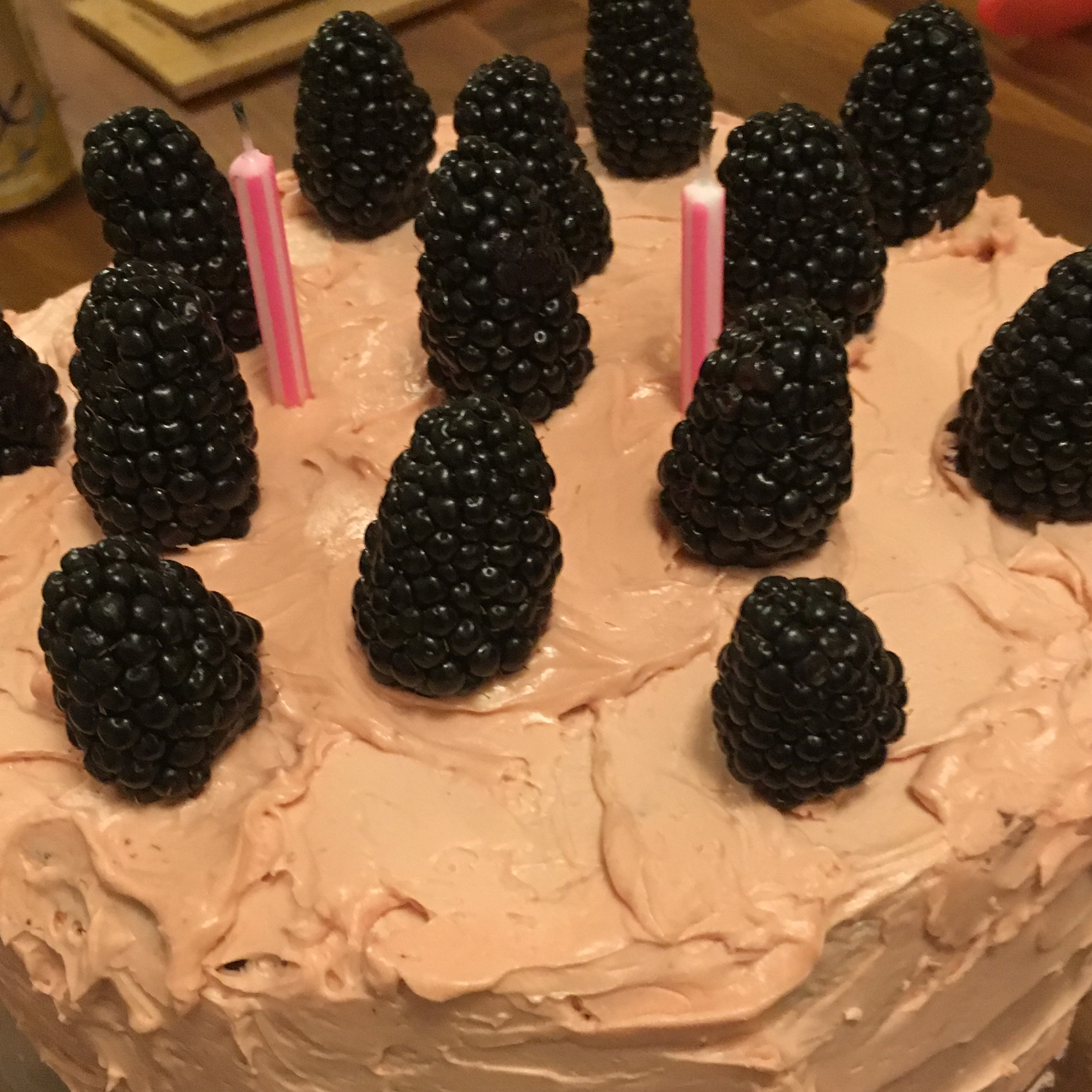 Raspberry Cream Cheese Frosting barbara