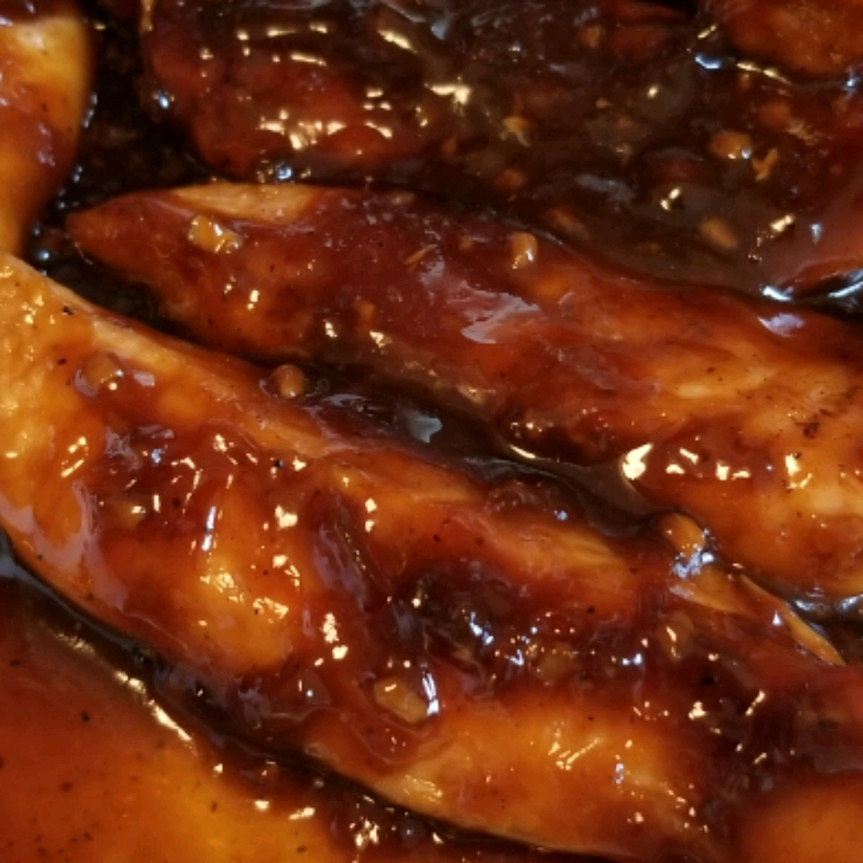 Sweet, Sticky and Spicy Chicken Debby Lewis