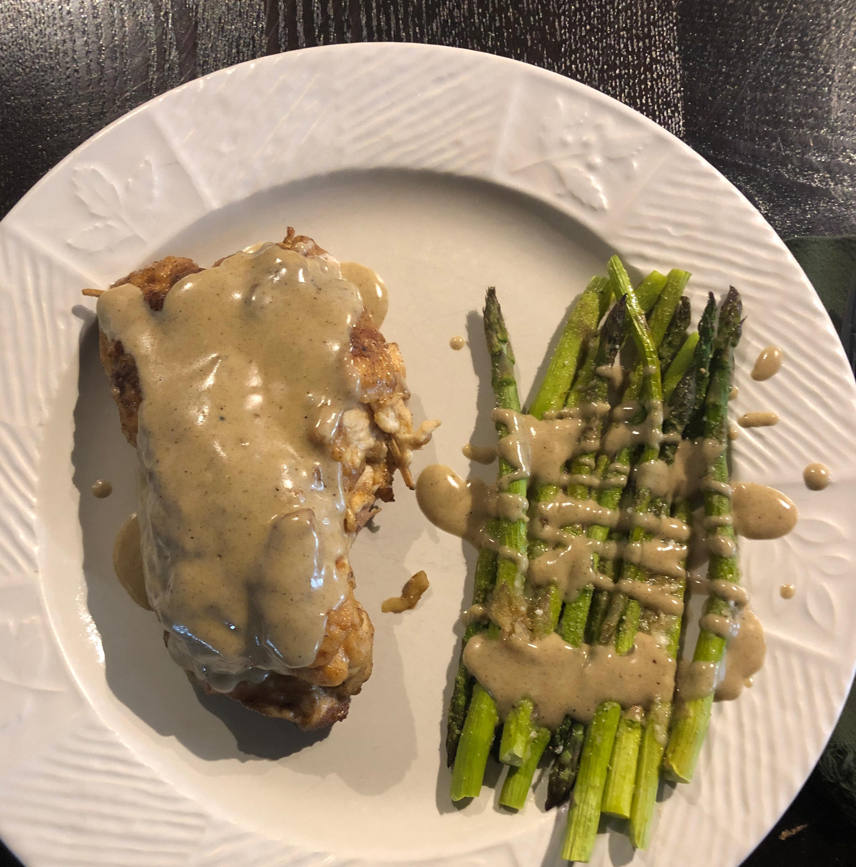 Chicken Cordon Bleu II