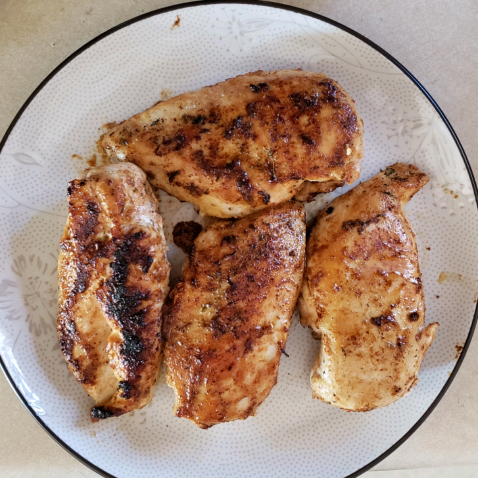 Spicy Garlic Lime Chicken R H