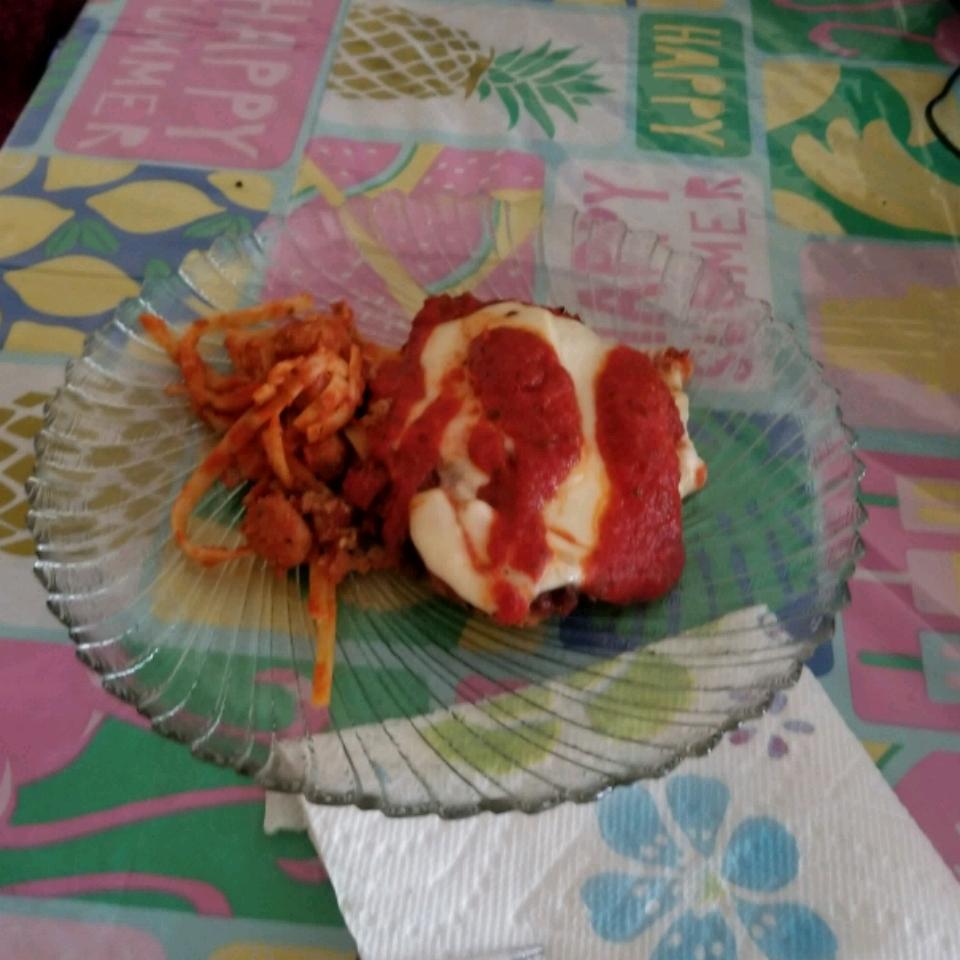 Easy Weeknight Chicken Parmesan Progresso