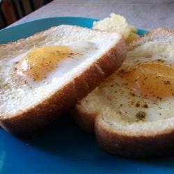 Egg in a Boat Mike Córdova