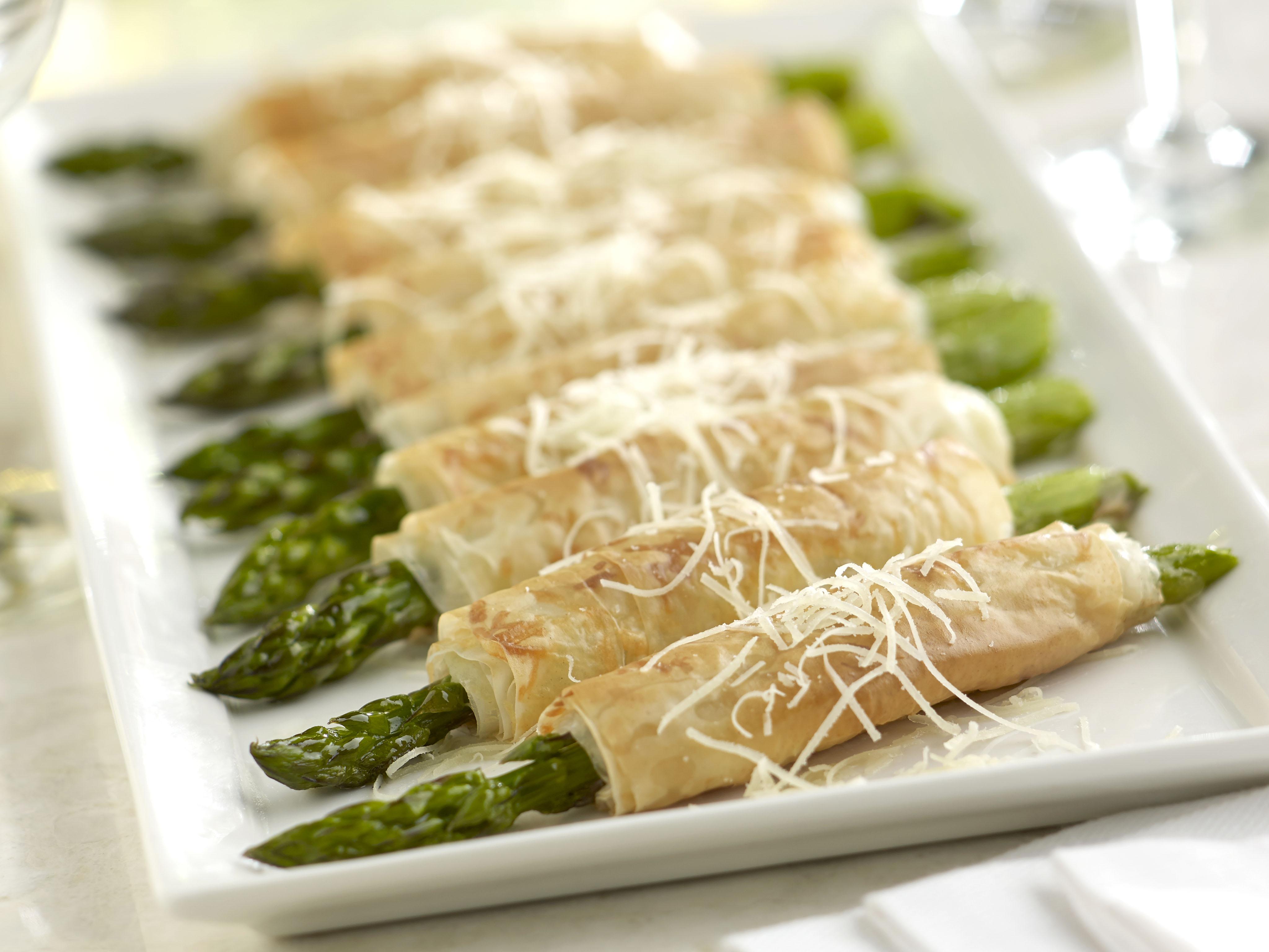 BelGioioso Asparagus Appetizers