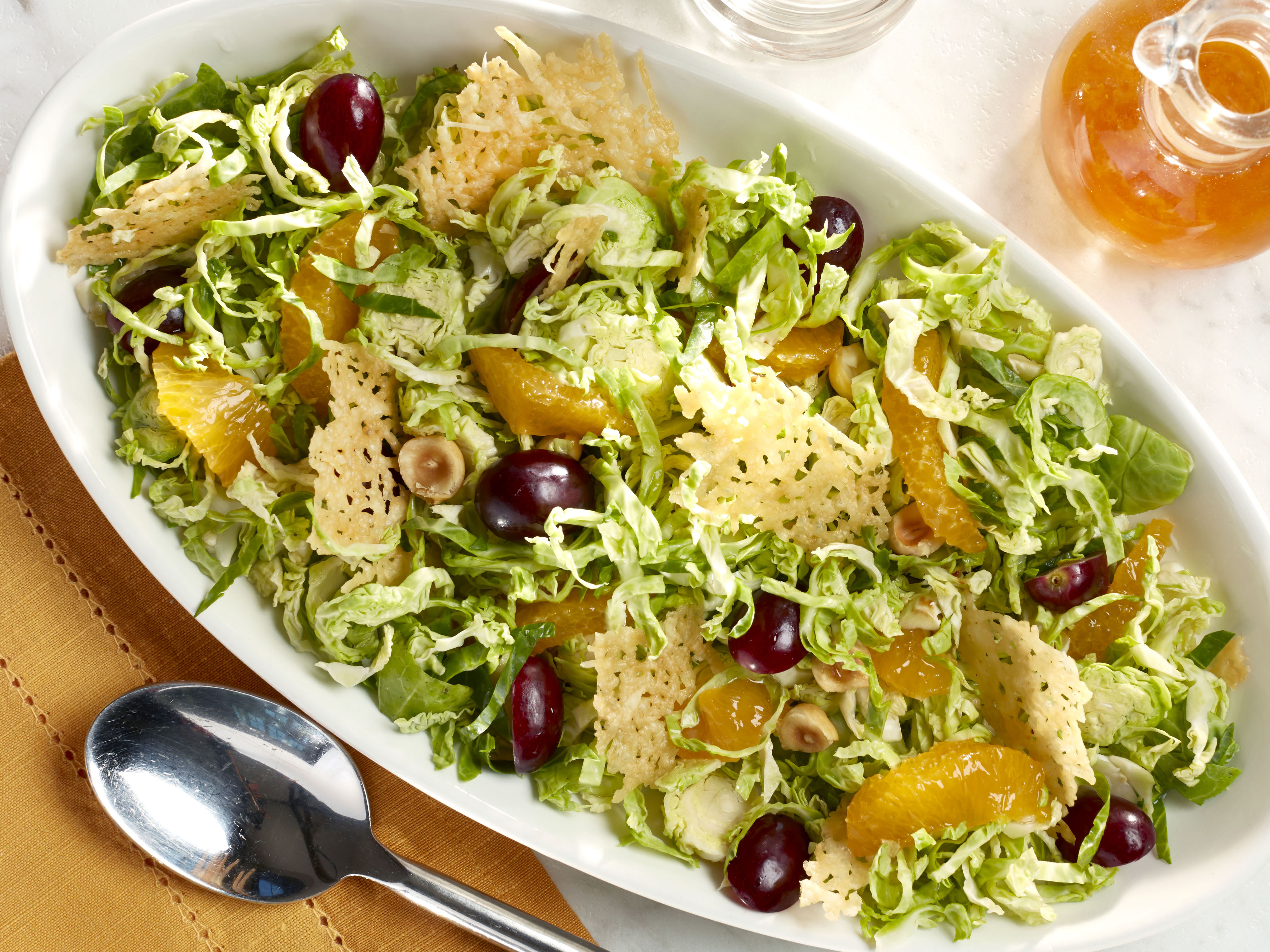 Parmesan Crisp Salad