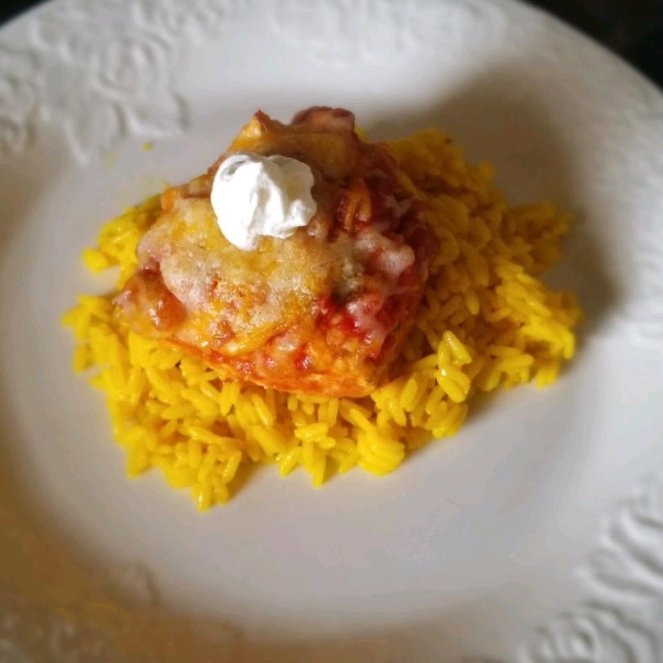 Salsa Chicken Vanita Clark