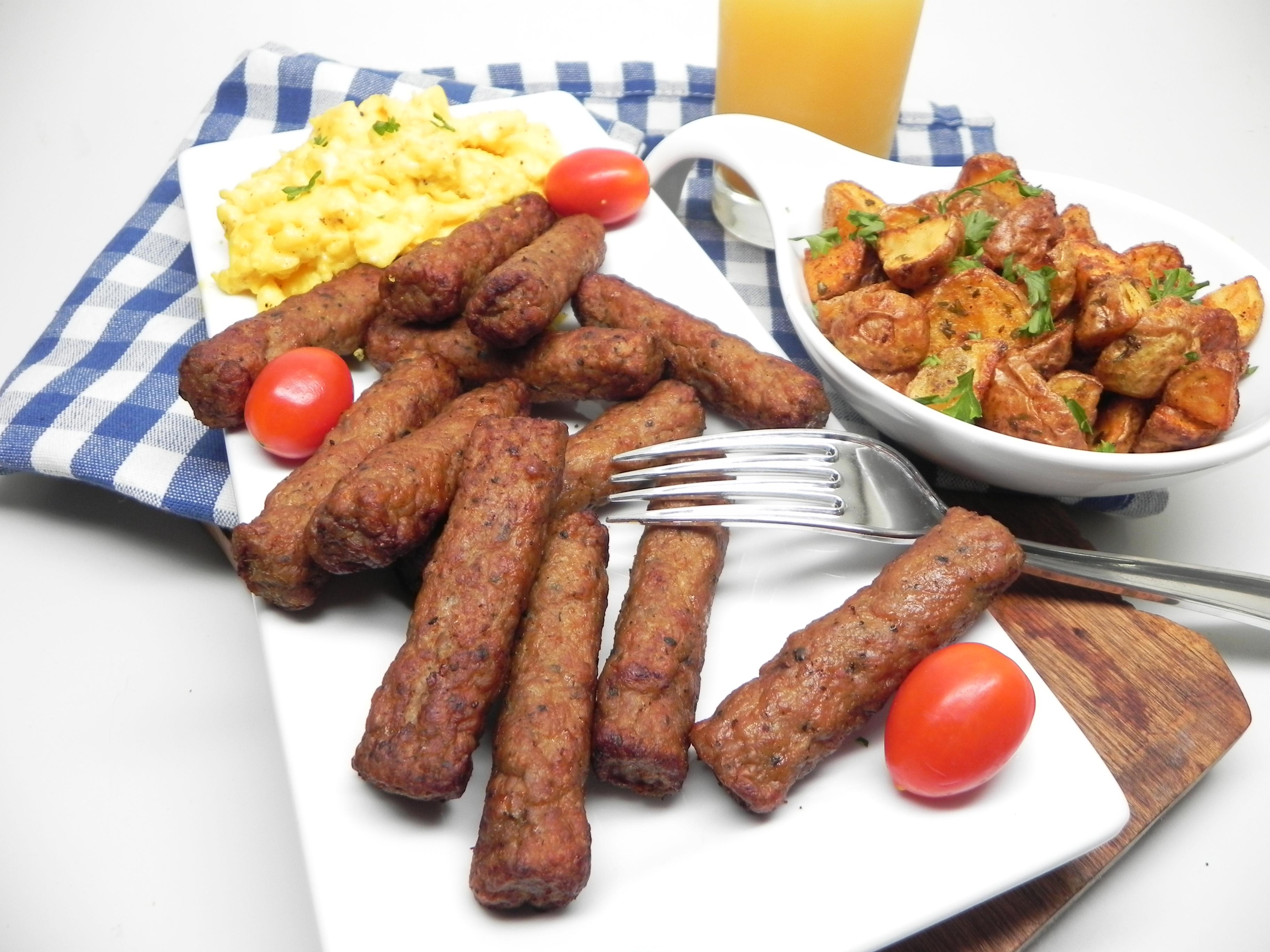 Air Fryer Turkey Breakfast Sausage Links