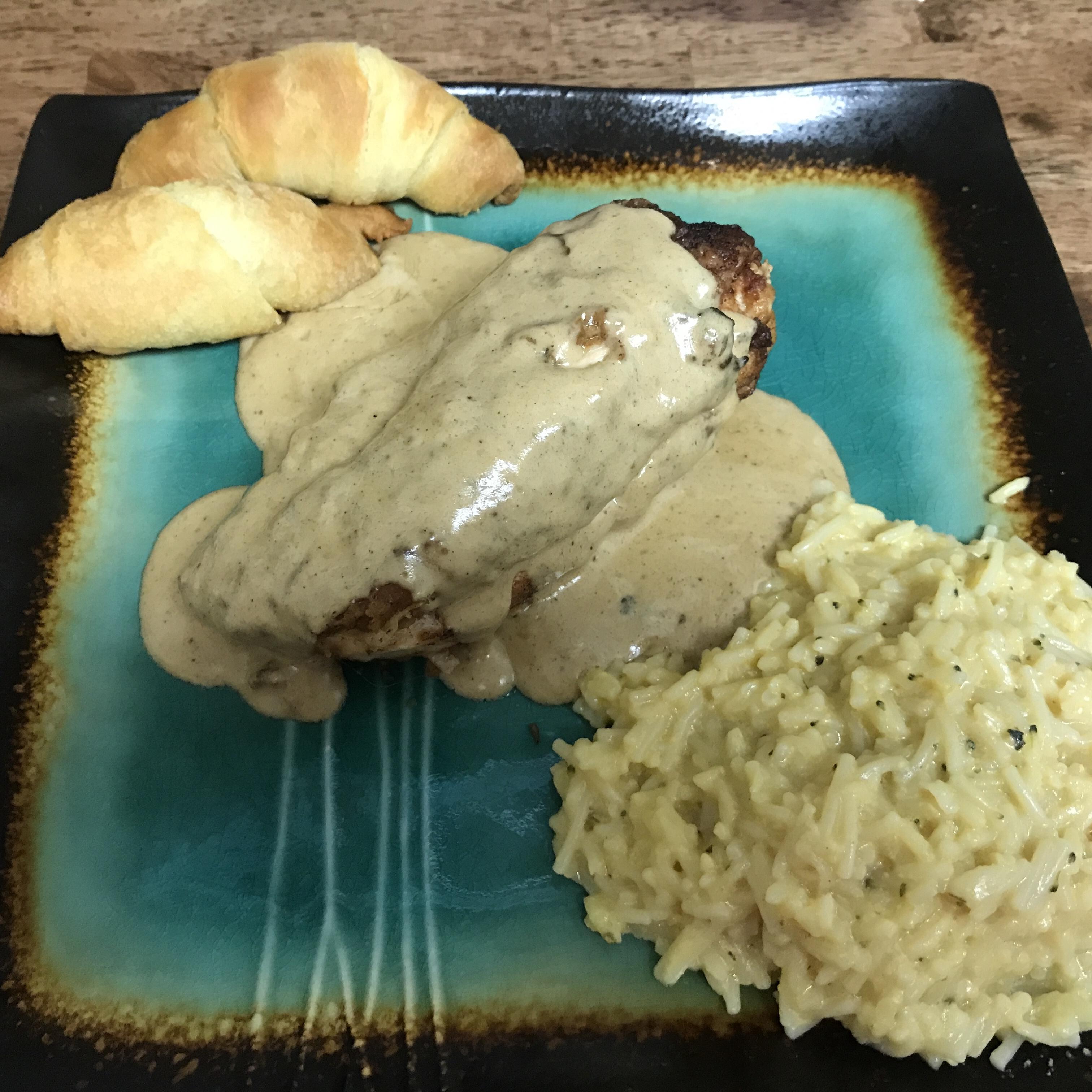 Chicken Cordon Bleu II ansmith