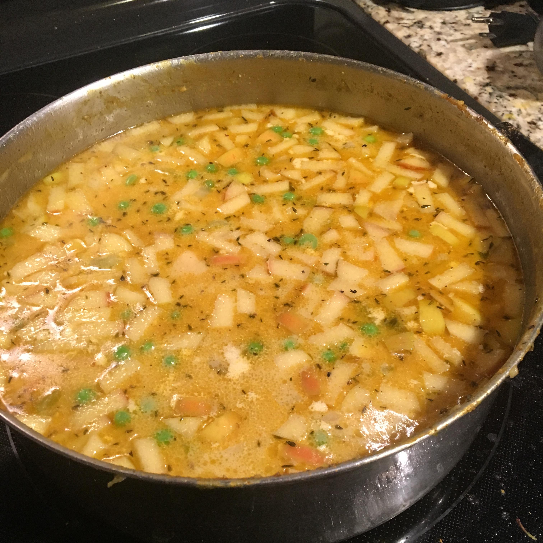 Mulligatawny Soup I Aaron Sutton