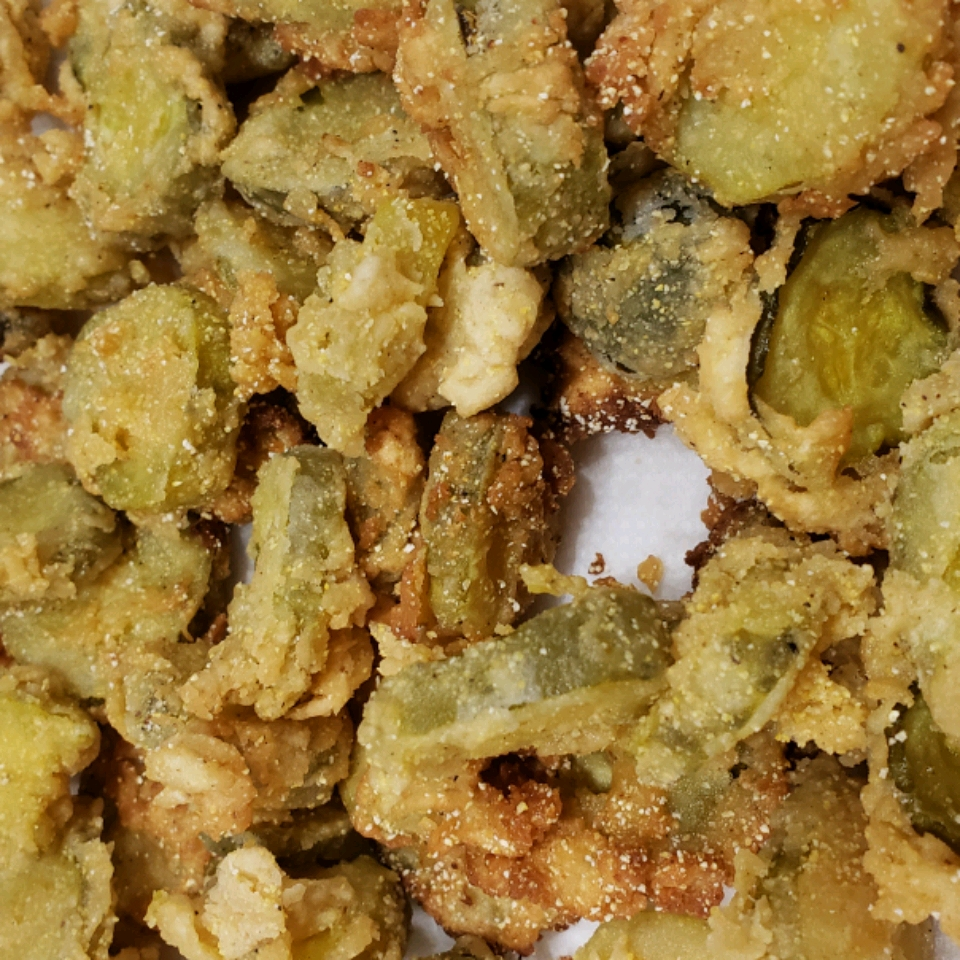 Deep Fried Dill Pickles Sarah Jean Shaffner