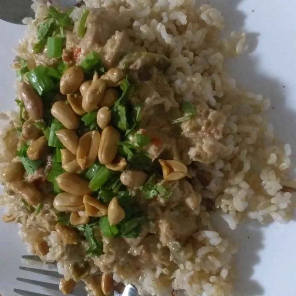Slow Cook Thai Chicken Caden Olson