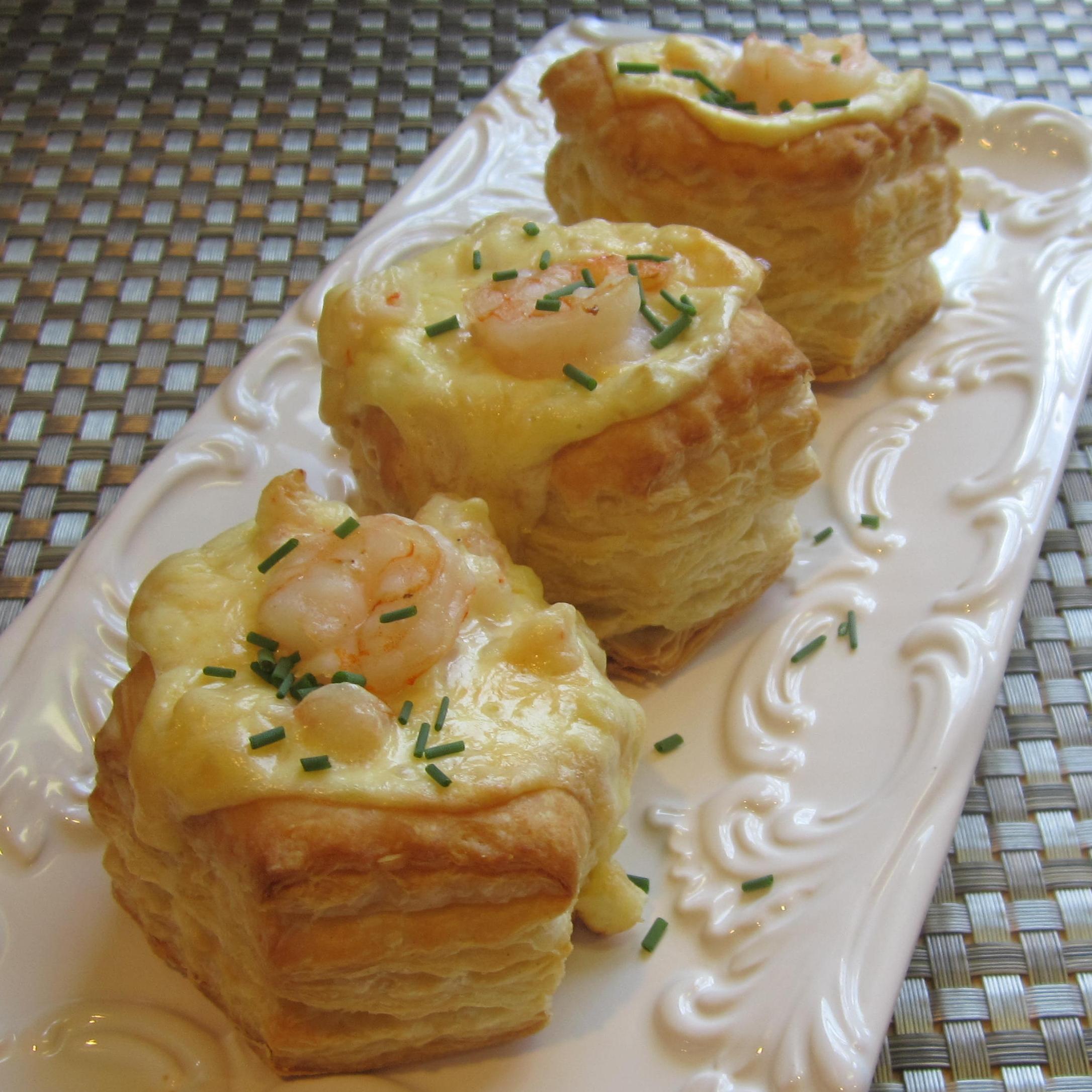Shrimp Scampi Cheesecake Appetizer Recipe Allrecipes