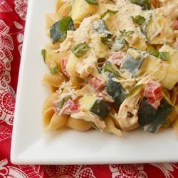 Zucchini Pasta II njmom
