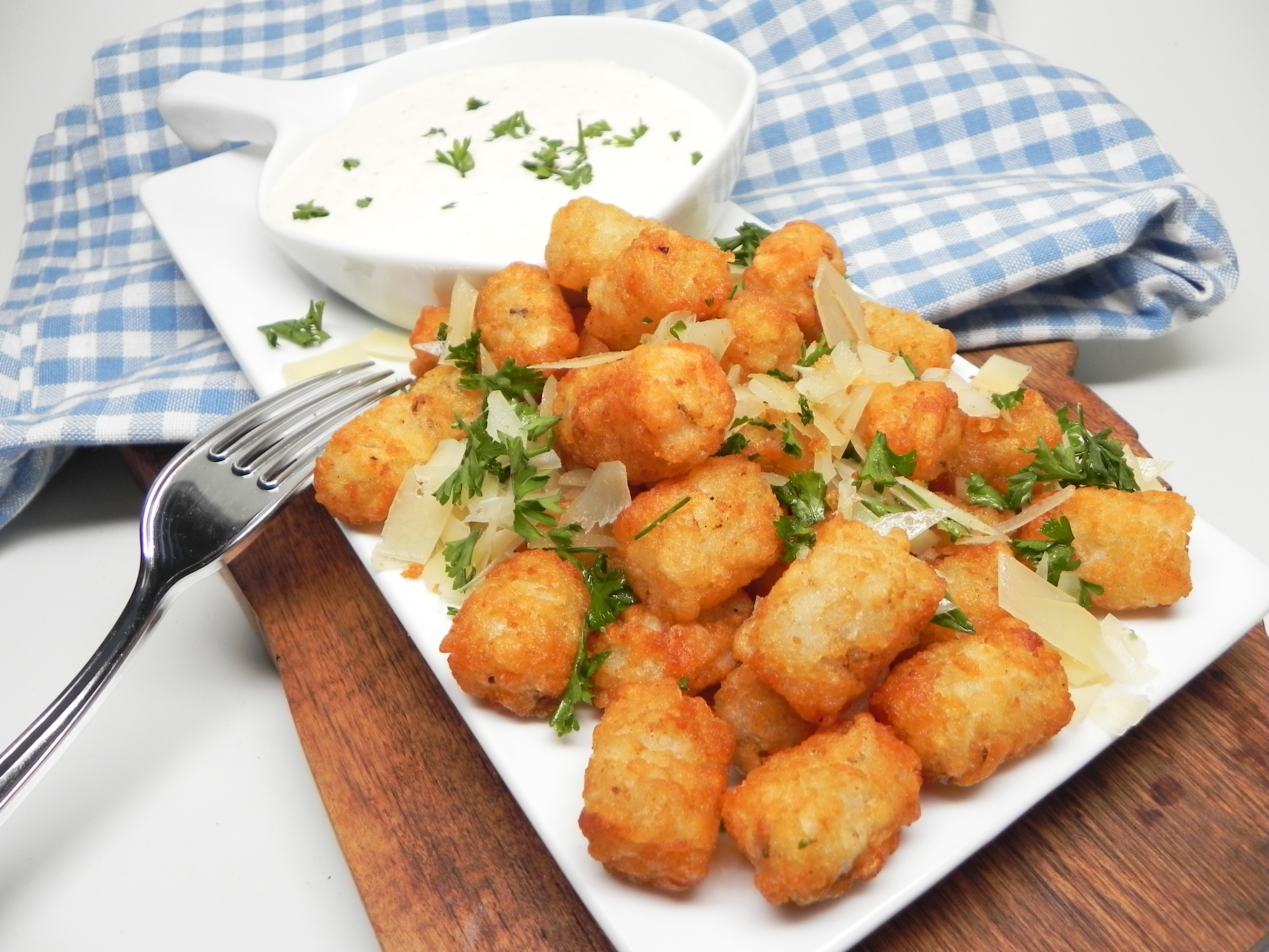 Tater Tots(R) with Truffle Aioli