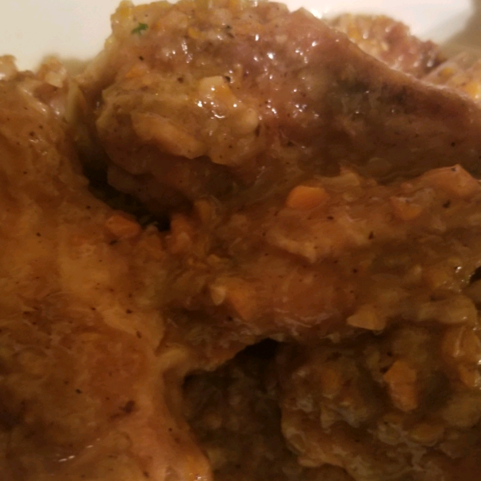 Soul Smothered Chicken Jackie48