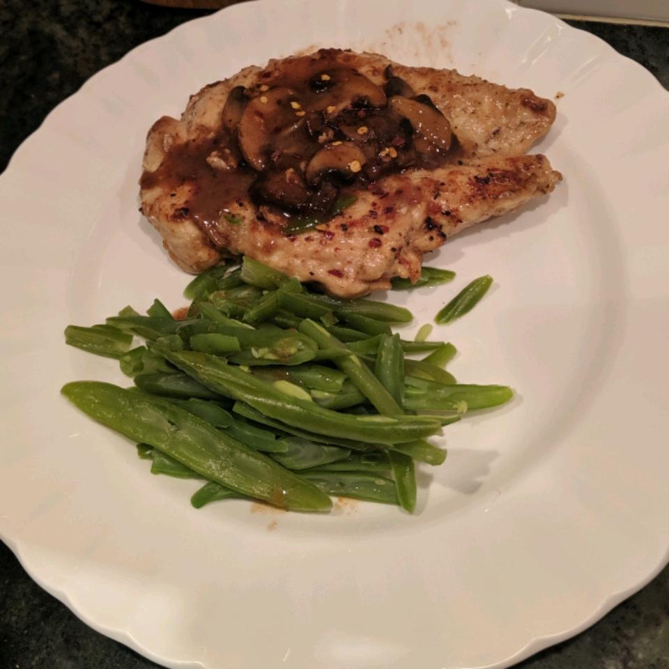 Chicken Marsala Tiffany Conner