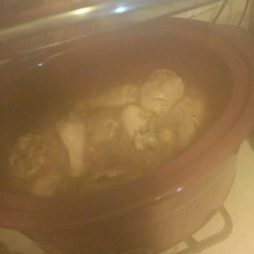 Zesty Slow Cooker Chicken Barbecue Jessica Rae Richards