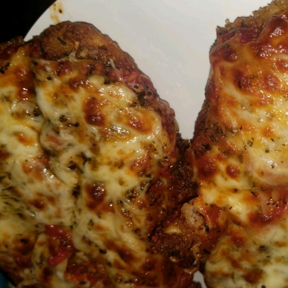 Chicken Parmesan mckenzie