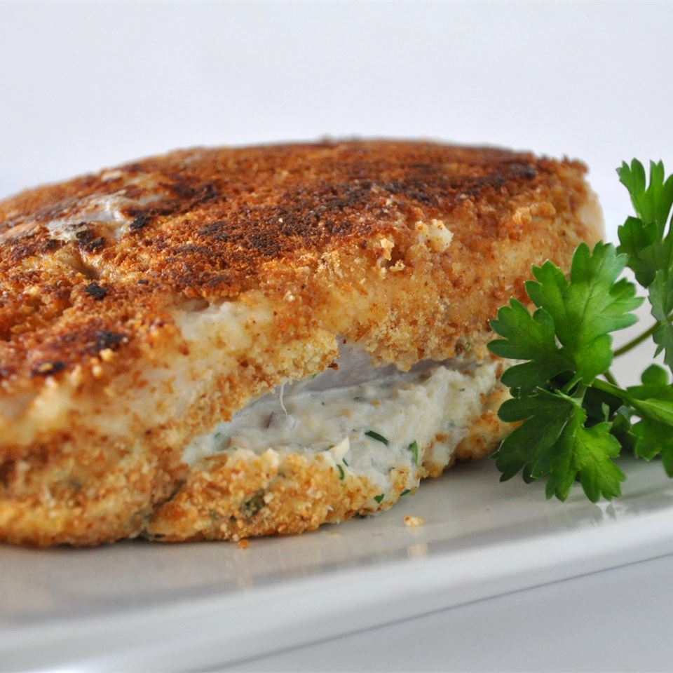 Chicken Breasts Stuffed with Crabmeat MARBALET