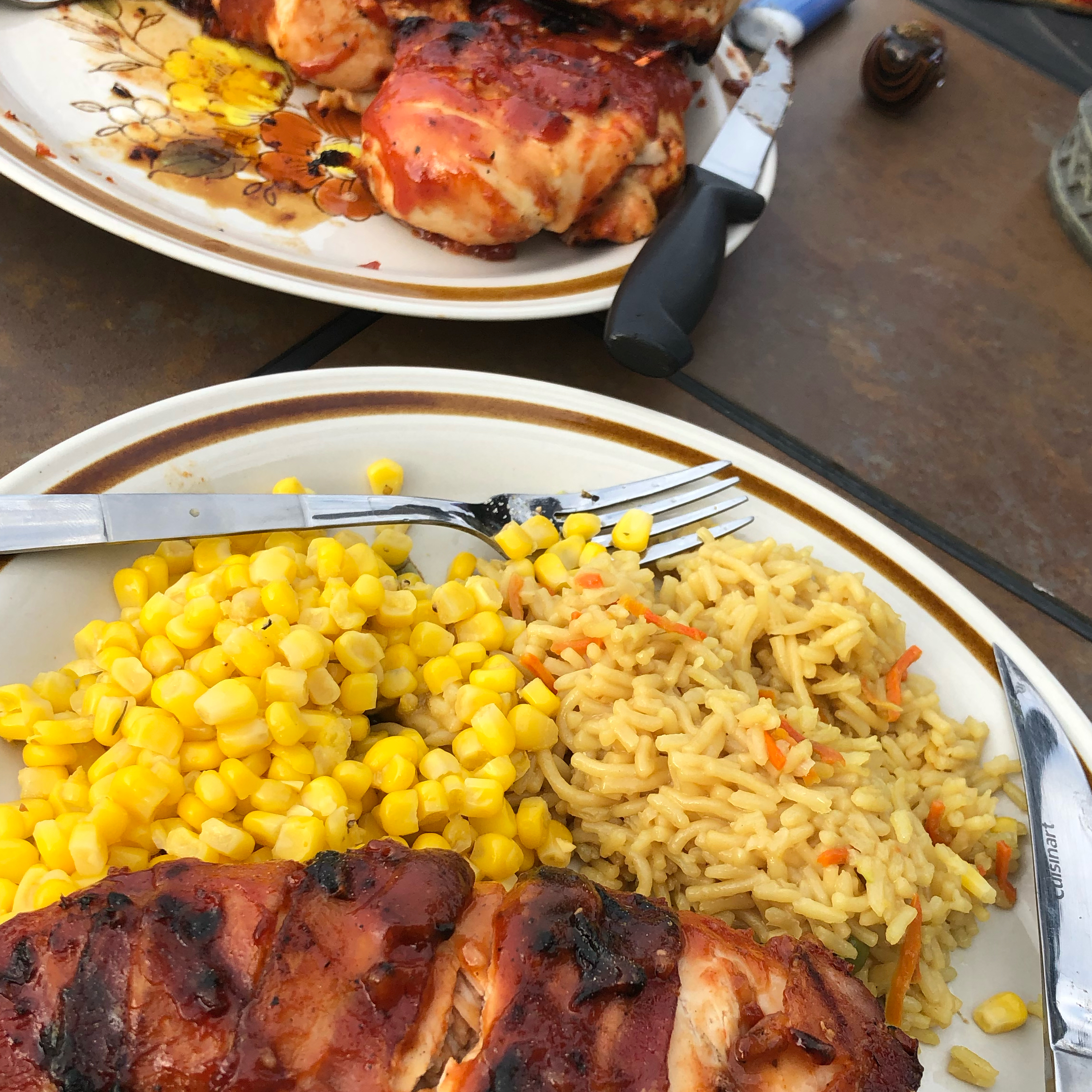 BBQ Bacon-Wrapped Chicken Heinz