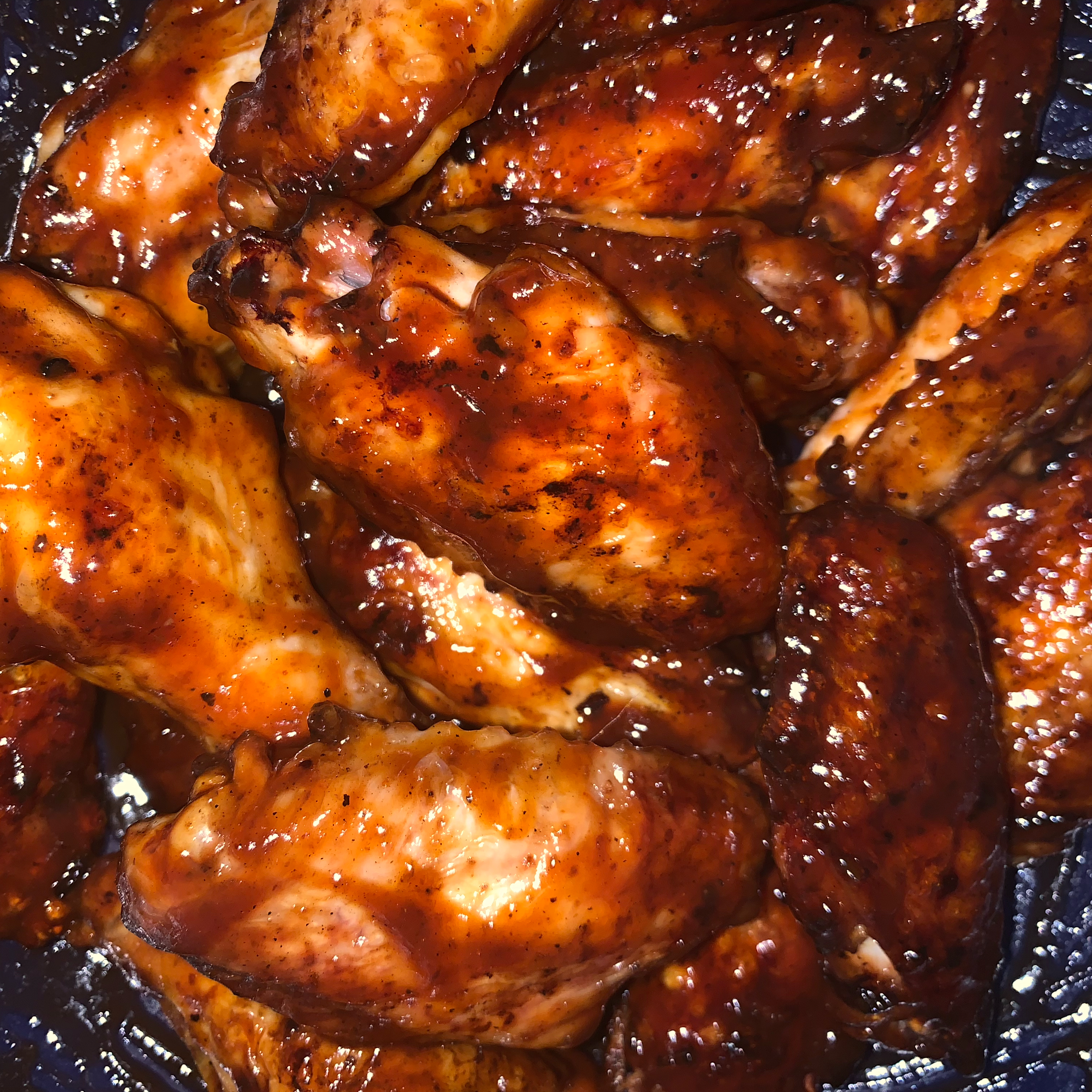Grill Master Chicken Wings JoselynH