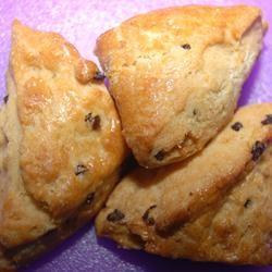 Hazelnut Chocolate Chip Scones Ita
