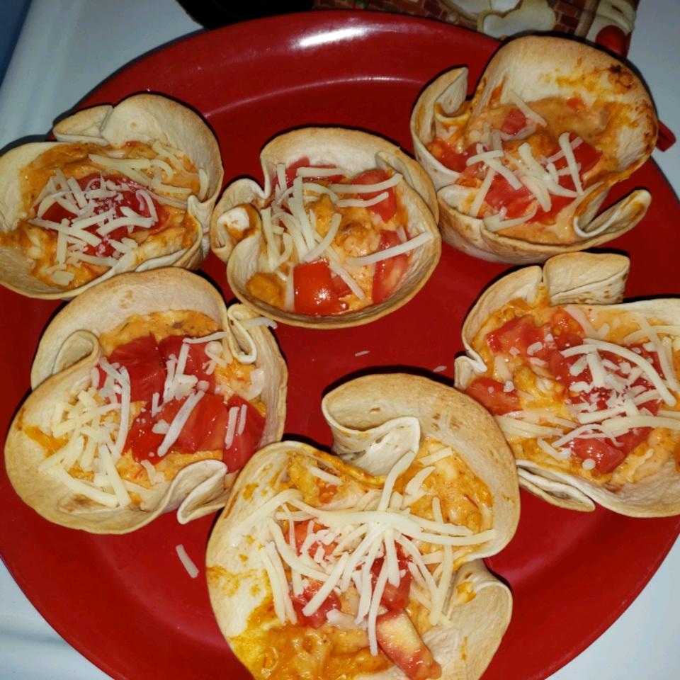 Mini Cheesy Chicken Enchiladas Campbell's Kitchen