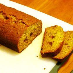 Great Nana's Secret Ingredient Date Nut Bread