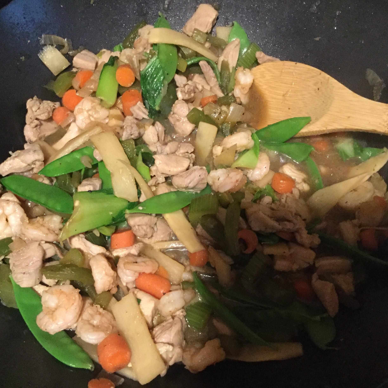 Chicken Chop Suey Shawn Philip