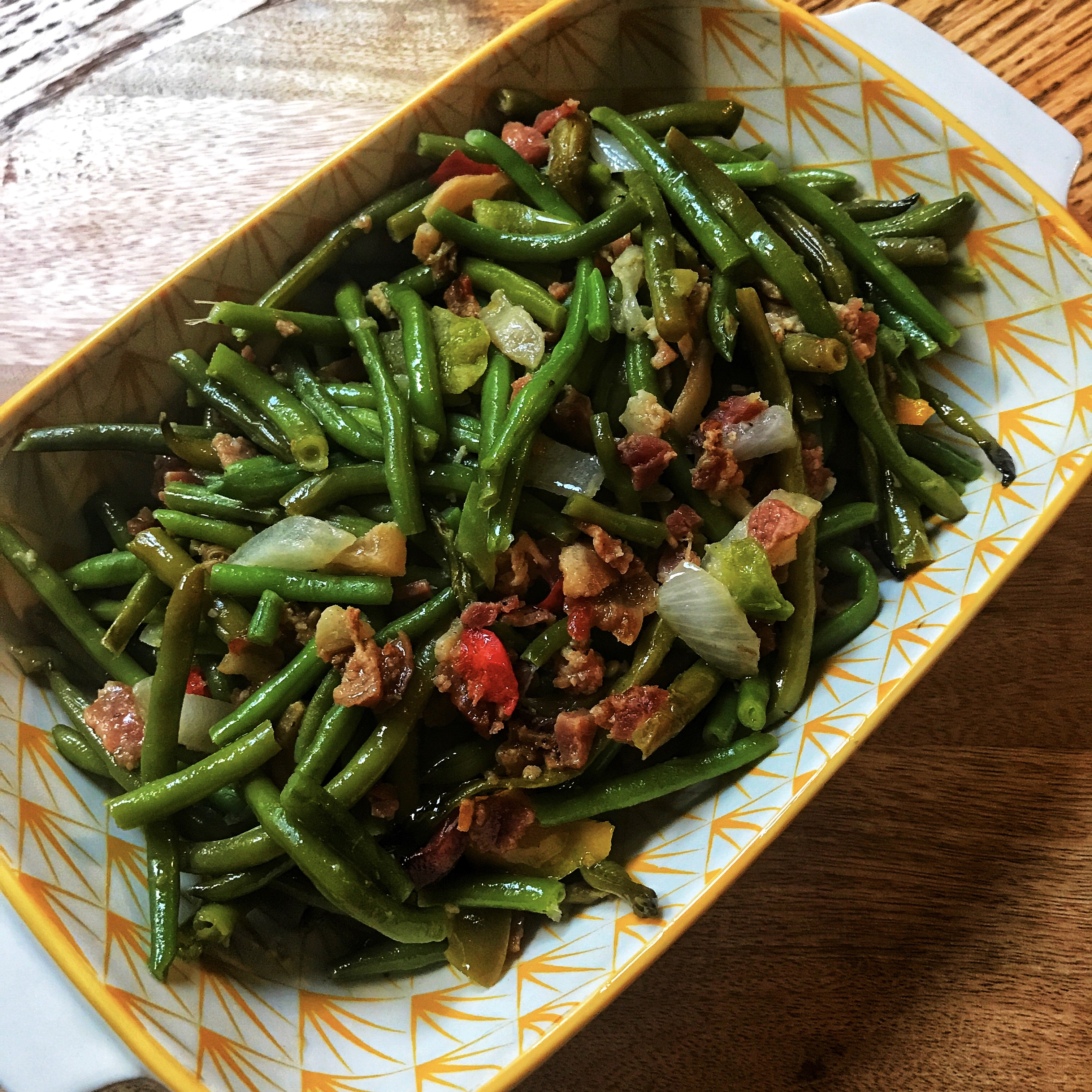 Slow Cooker Green Beans_image