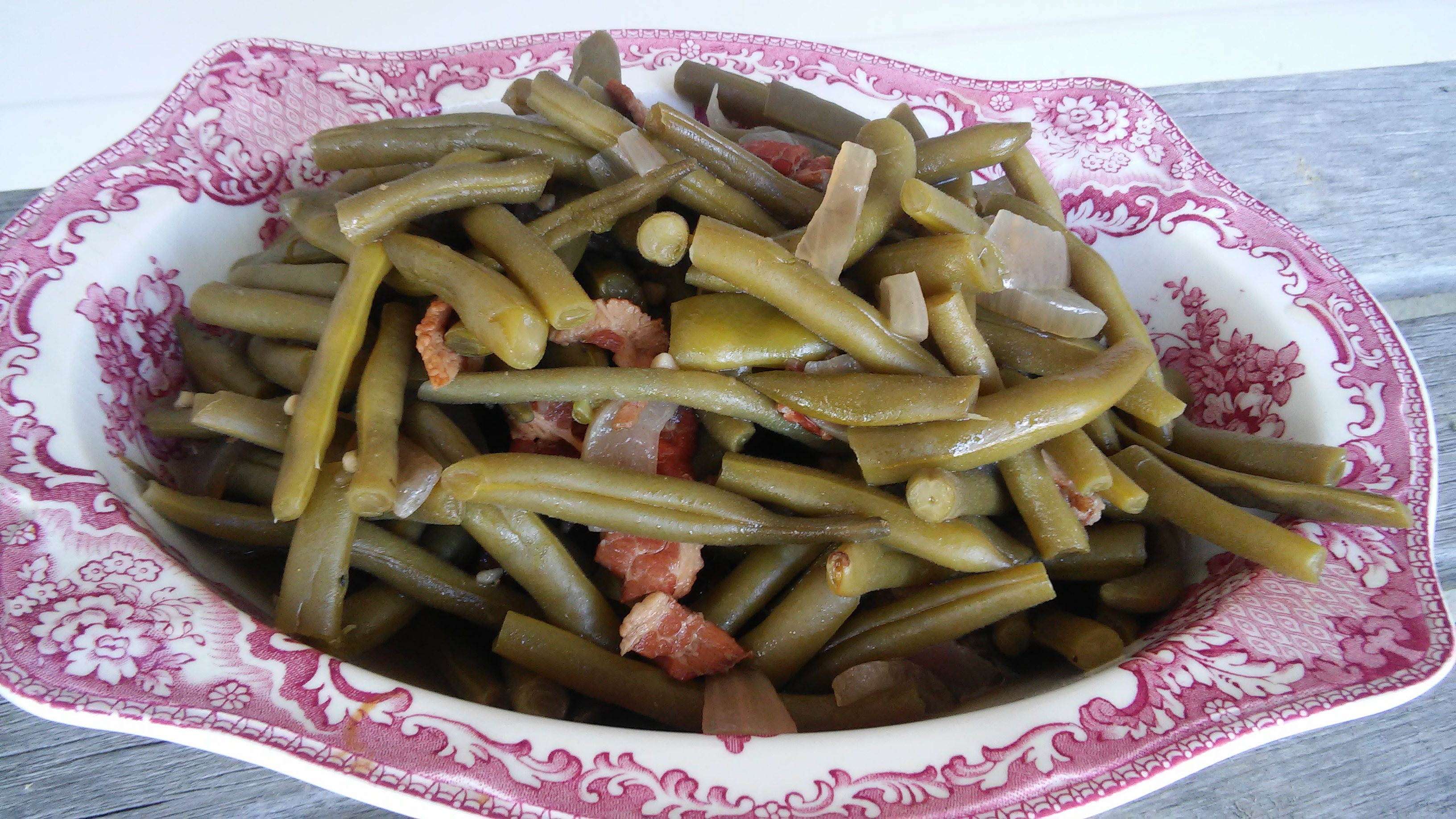 Savory Slow Cooker Green Beans_image