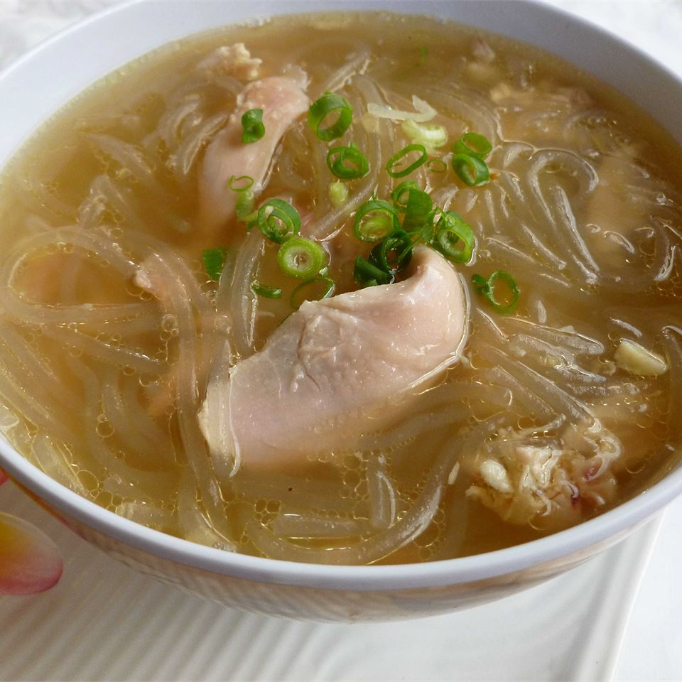 Chicken Long Rice Soup Mama Smith