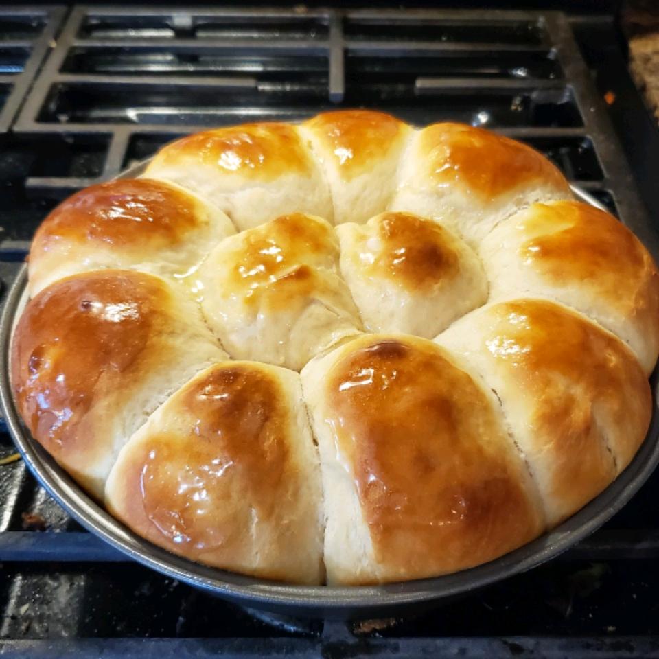 Quick Yeast Rolls_image
