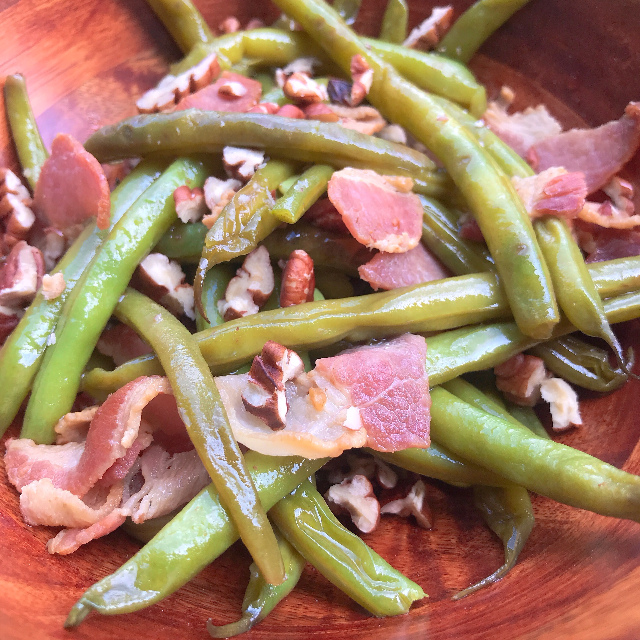 Instant Pot(R) Keto Green Beans