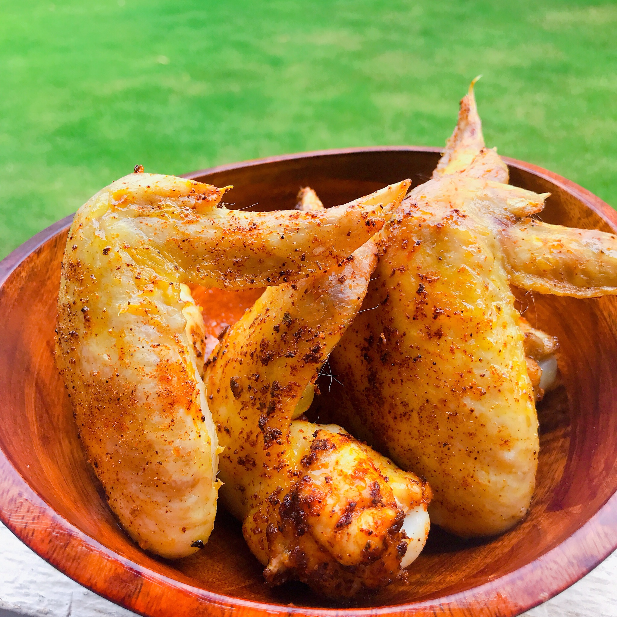 Air Fryer Keto Chicken Wings Recipe Allrecipes