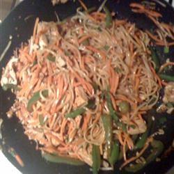 Sesame Asian Tofu Stir-Fry momtoolive