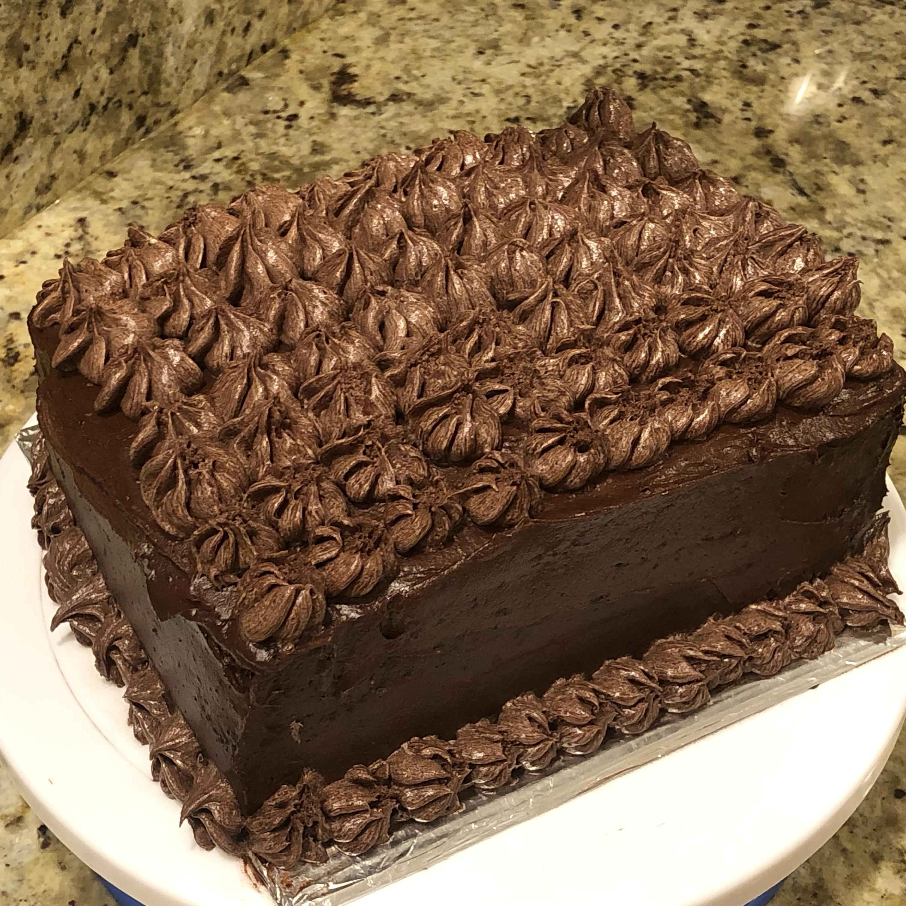 Moist Chocolate Layer Cake Recipe Allrecipes Com Allrecipes